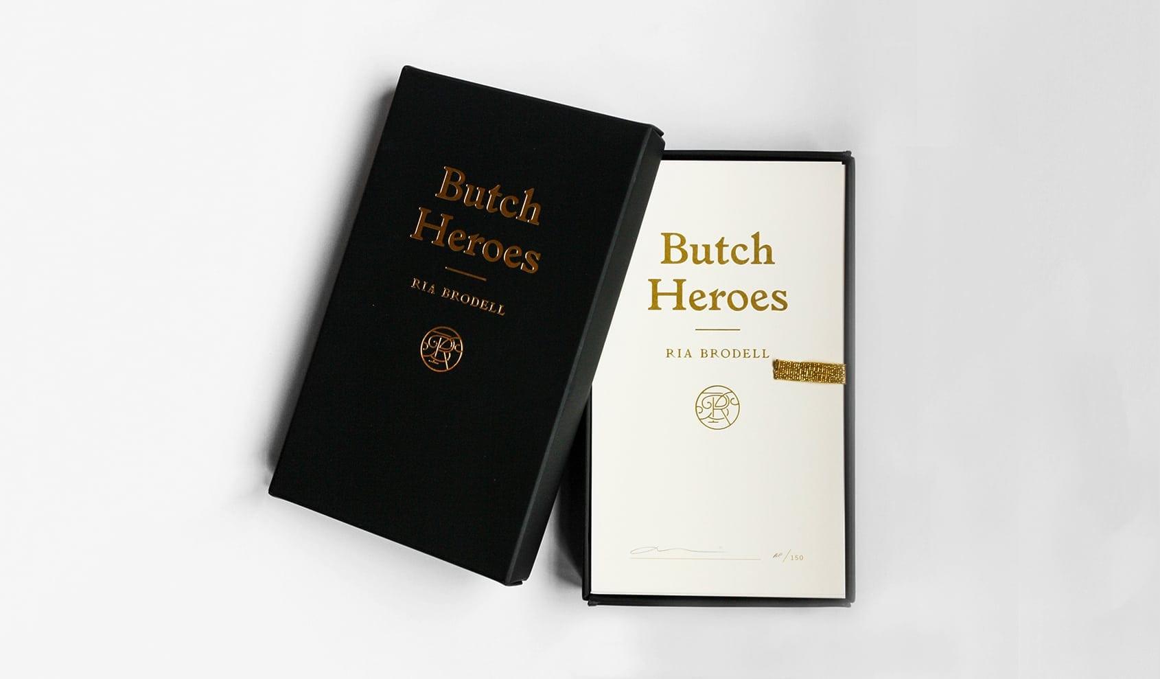 Davis Catalogs Butch Heroes 2